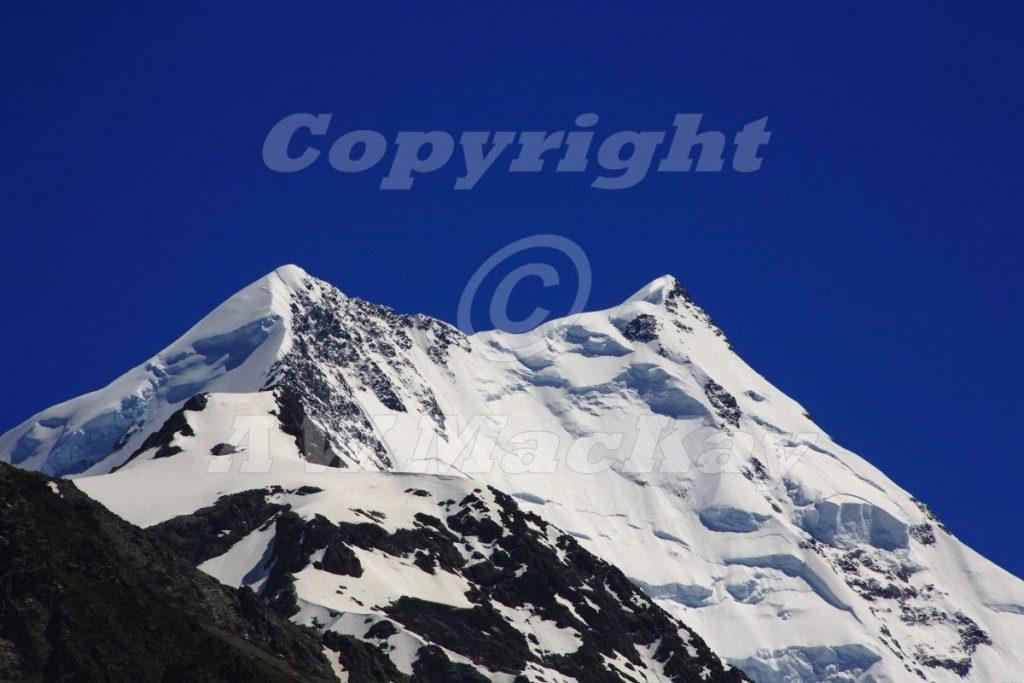 Aoraki Summit Ridge