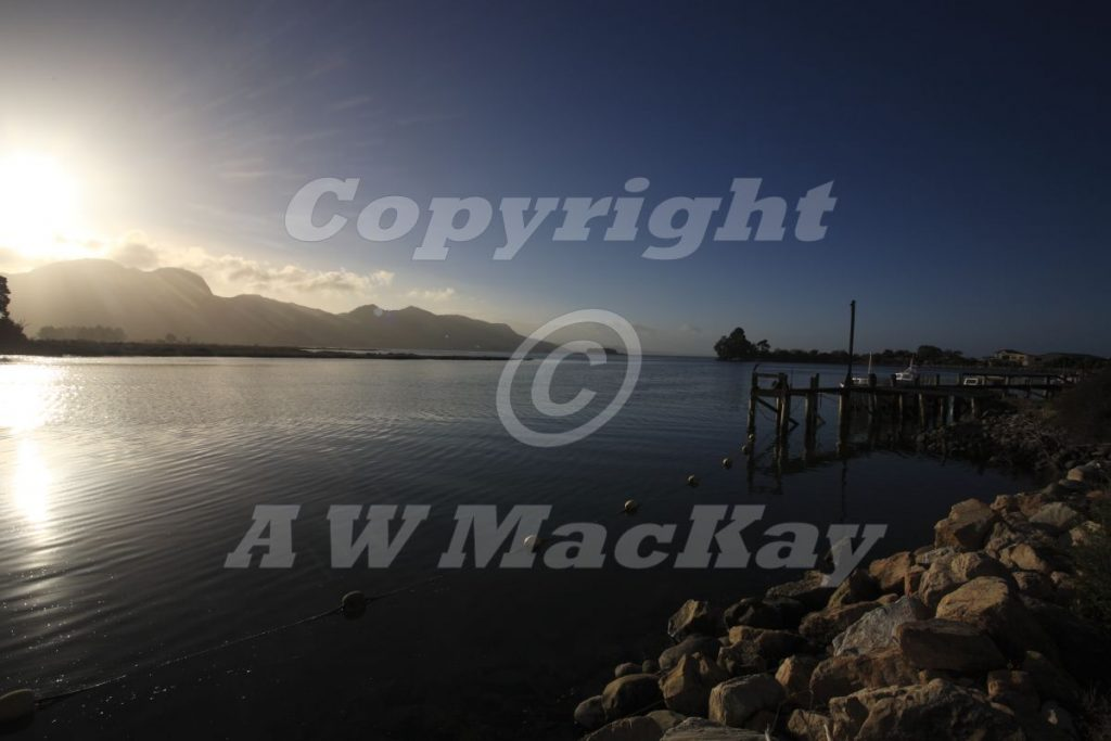 Ruataniwha Inlet - Collingwood