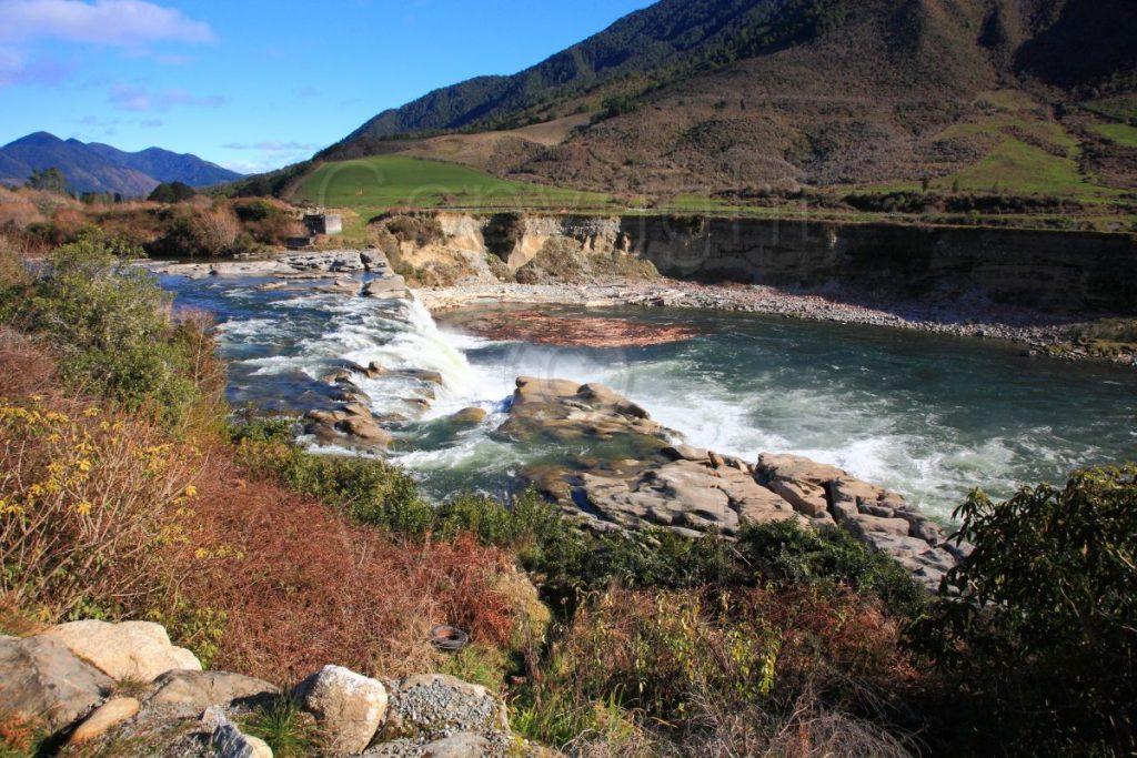 Maruia Falls I
