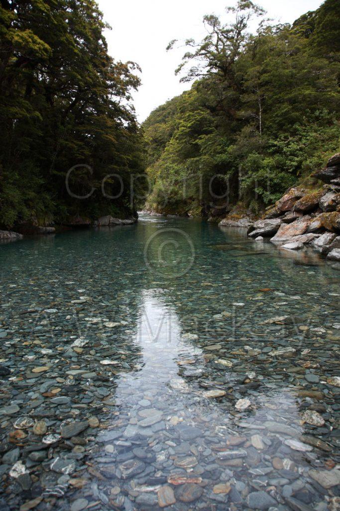 Haast River Pool II - SH 6
