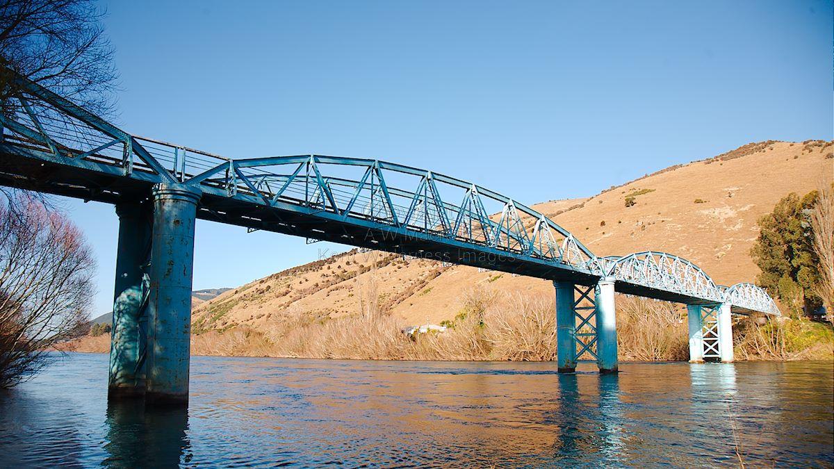 Millers Flat Bridge - Central Otago